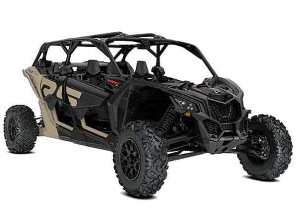 Can-Am Maverick X3 Max RS Turbo R